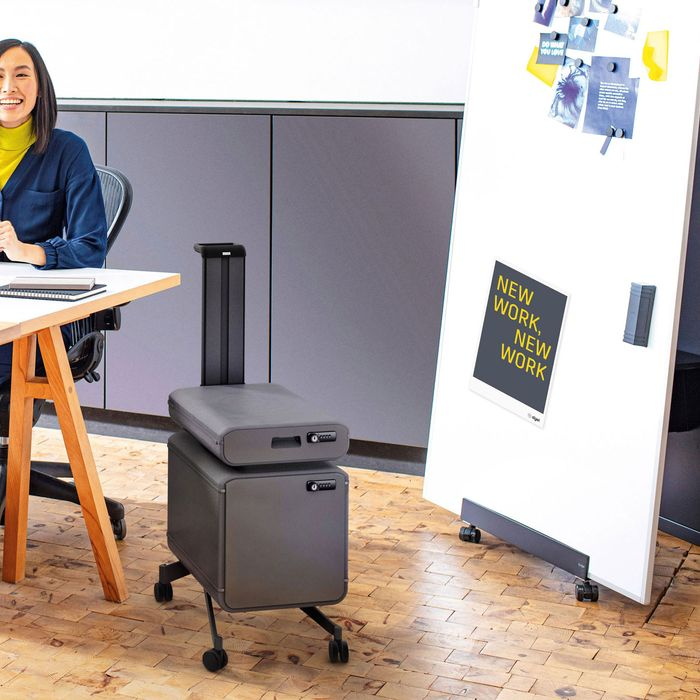 Mobiles Office-System Move it - German Innovation Award 2020